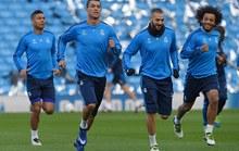 Ronaldo sẽ ra sân trong trận gặp Man City