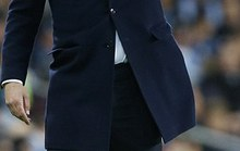 HLV Zidane lại rách quần nhưng Real không thắng