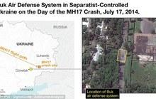 Lộ hình ảnh tố thủ phạm bắn hạ MH17