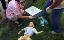 Trung Quốc: Cãi nhau với chồng, ném con từ tầng 7 xuống đất