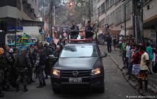 """Brazil """"chết chóc"""" hơn Syria"""