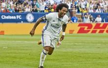 Marcelo ghi bàn như tiền đạo, Real thắng Chelsea 3-2