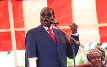Tổng thống Zimbabwe quyết giữ ghế tới khi trời gọi