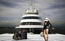 Khớp với nội thất khủng trên siêu du thuyền của tỷ phú Nga