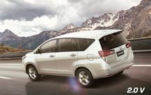 Toyota Innova thế hệ mới ra mắt, từ 793 - 995 triệu đồng