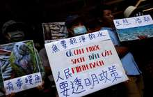 Dân Đài Loan gây sức ép lên Formosa về vụ cá chết ở Việt Nam