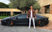 Ronaldo khoe siêu xe mừng Real đại thắng