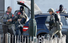 Tay súng liên quan vụ khủng bố Paris bị bắn chết