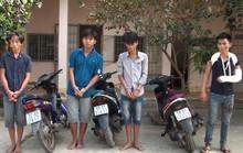 Công an Long An bắt nhóm cướp vùng ven tại TP HCM