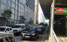 Thiếu đường, xe buýt nhanh thành xe buýt chậm