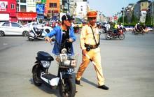 Phạt xe máy điện: Dân bất ngờ