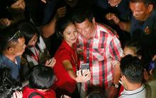Donald Trump của Philippines tuyên bố chiến thắng