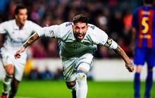 Ramos vào tốp 4 hậu vệ ghi bàn nhiều nhất La Liga