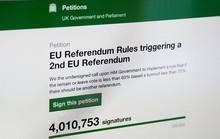 Brexit: Sẽ không có cuộc trưng cầu dân ý thứ hai