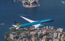 Mãn nhãn với hình ảnh Boeing 787 của Vietnam Airlines ở Úc