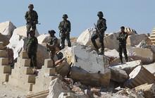 Quân Syria tiến vào thành trì IS