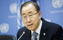 Ông Ban Ki-moon bóng gió về việc ứng cử tổng thống Hàn Quốc