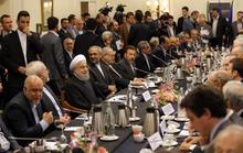Tiếp tổng thống Iran,  Pháp vẫn kêu gọi trừng phạt Tehran