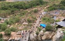 Nhà hảo tâm ẩn danh và cầu anh Tèo Sài Gòn ở Quảng Trị