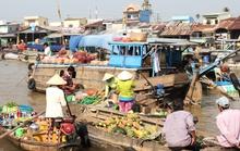 Tôn vinh chợ nổi Cái Răng