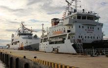 Sát cánh bảo vệ ngư dân