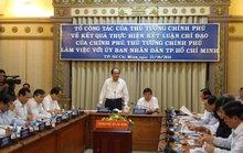 Chính phủ phân cấp mạnh cho TP HCM