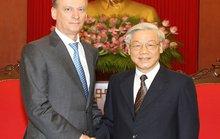 Thư ký Hội đồng an ninh Nga đến Việt Nam bàn về an ninh khu vực
