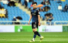 HLV Hữu Thắng trực tiếp xem Xuân Trường đá 71 phút ở K-League
