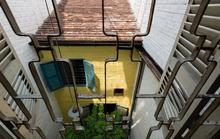 Vẻ đẹp yên bình của ngôi nhà nhỏ giữa lòng Sài Gòn