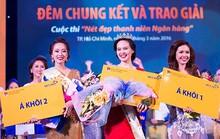 Trần Thị Thu Hiền (Viet Capital Bank) đoạt danh hiệu hoa khôi