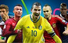 Lịch thi đấu VCK Euro 2016