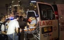 Tấn công liên hoàn ở Israel, ít nhất 11 người thương vong