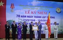 Trường Đại học Công đoàn đón nhận Huân chương Hồ Chí Minh