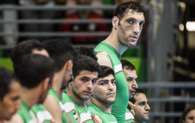 Choáng với VĐV bóng chuyền khổng lồ ở Paralympic 2016