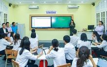 Samsung triển khai mô hình Smart School
