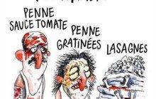 Charlie Hebdo châm biếm nạn nhân động đất, dân Ý nổi giận