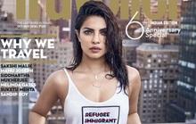 Mỹ nhân Priyanka Chopra phải xin lỗi vì... chiếc áo thun!