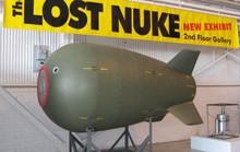 """Thợ lặn vô tình phát hiện quả bom hạt nhân Mỹ """"thất lạc"""""""