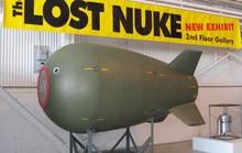 Vén màn vật thể bị nghi là bom hạt nhân thất lạc