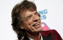 Thủ lĩnh Rolling Stones làm cha ở tuổi 73