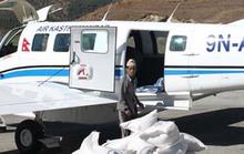 Lại rơi máy bay ở Nepal