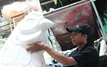 Gà trống cao 3,5m sẽ gáy ở đường hoa Nguyễn Huệ