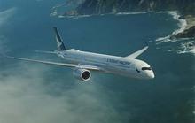 Chiếc A350 đầu tiên của Cathay Pacific đến TP HCM