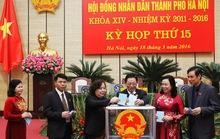 Hà Nội có 3 phó chủ tịch mới