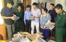 Ôm gần 1.500 thỏi thuốc nổ ra biển bán cho tàu cá