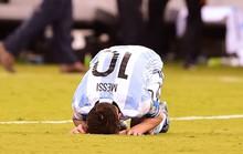Xem Messi khóc nức nở sau khi hỏng 11 m