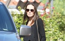 Angelina Jolie gầy còm xuất hiện trước công chúng