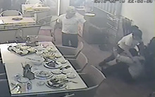 Chém trọng thương chủ nhà hàng ở Nha Trang để dằn mặt