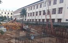 Cần cẩu đè chết học sinh: Công trình bị hủy quy hoạch trước tai nạn