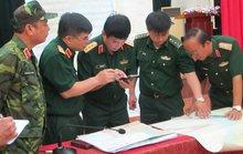 Phi công Nguyễn Hữu Cường tham gia tìm đồng đội